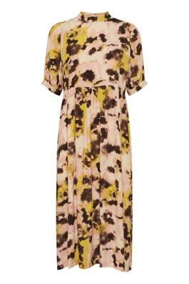 Ichi Dress All Over Print