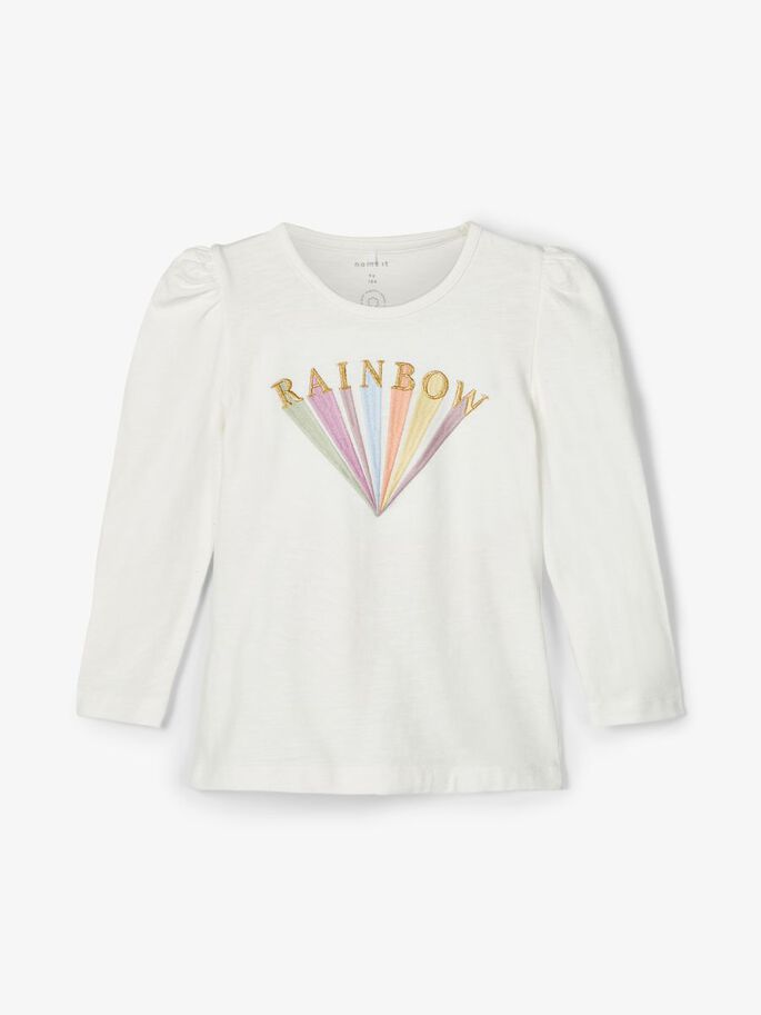Name It Longsleeve Rainbow